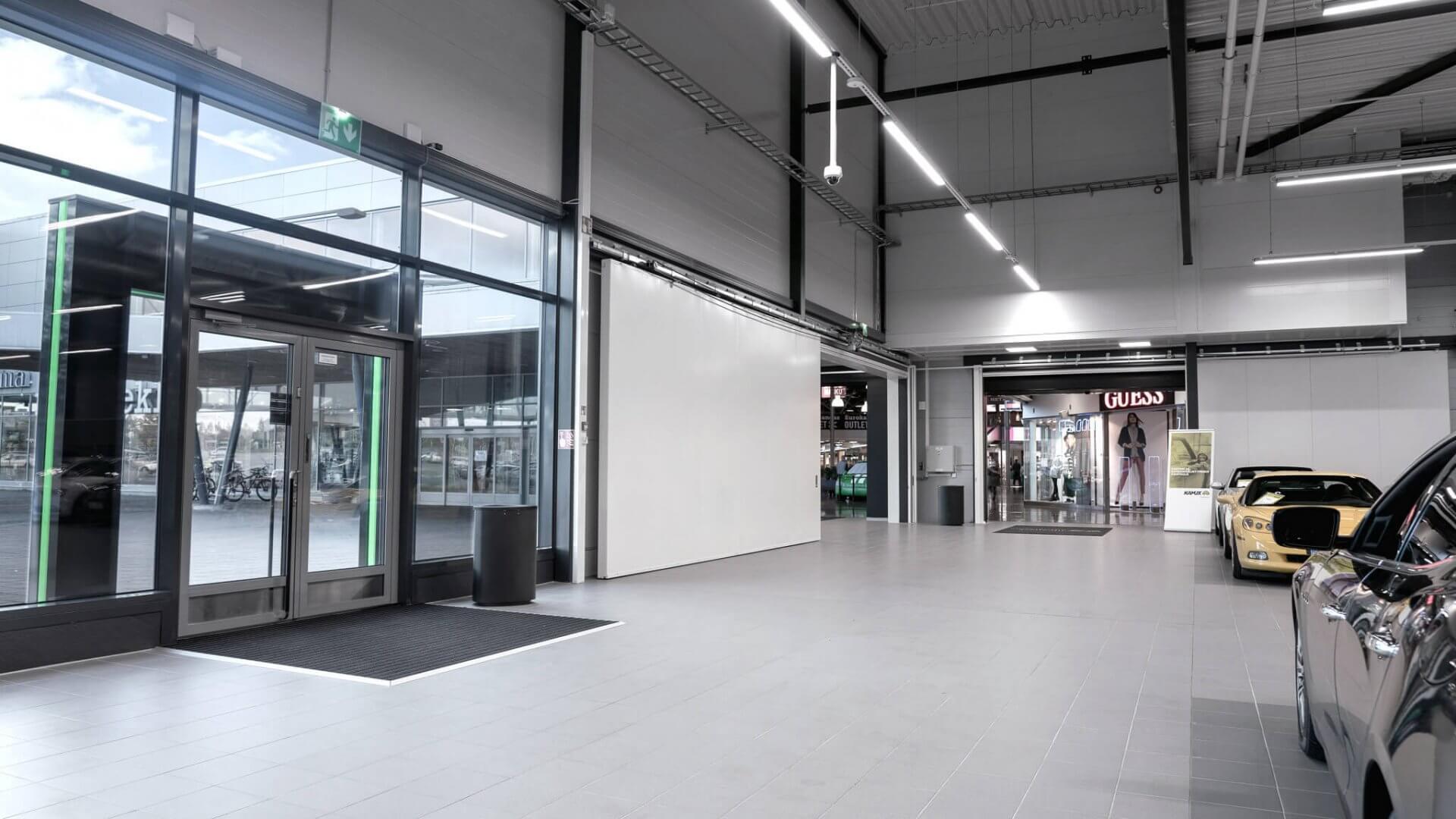Autoareena, Ideapark 1