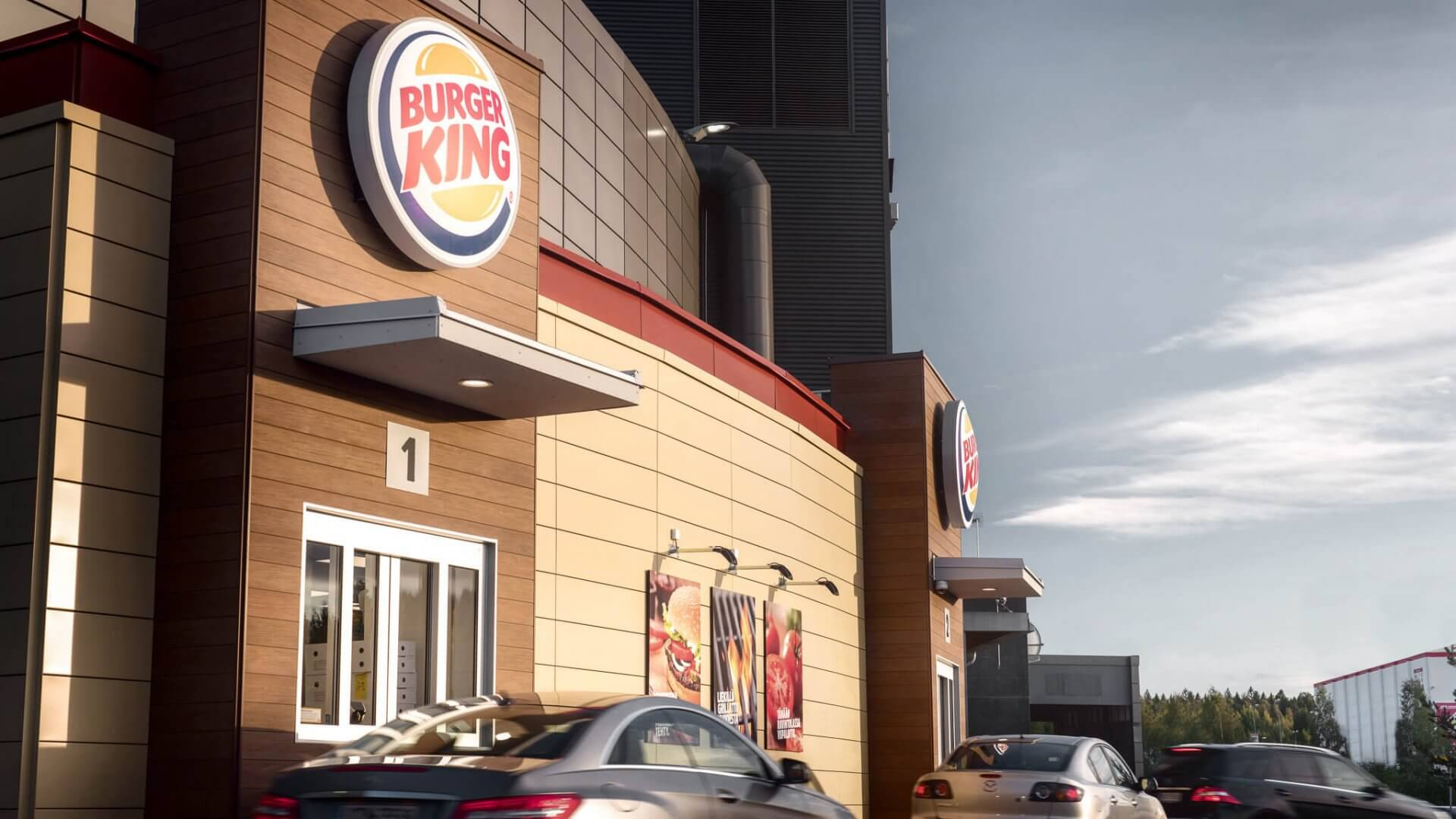Burger King, Veska 4