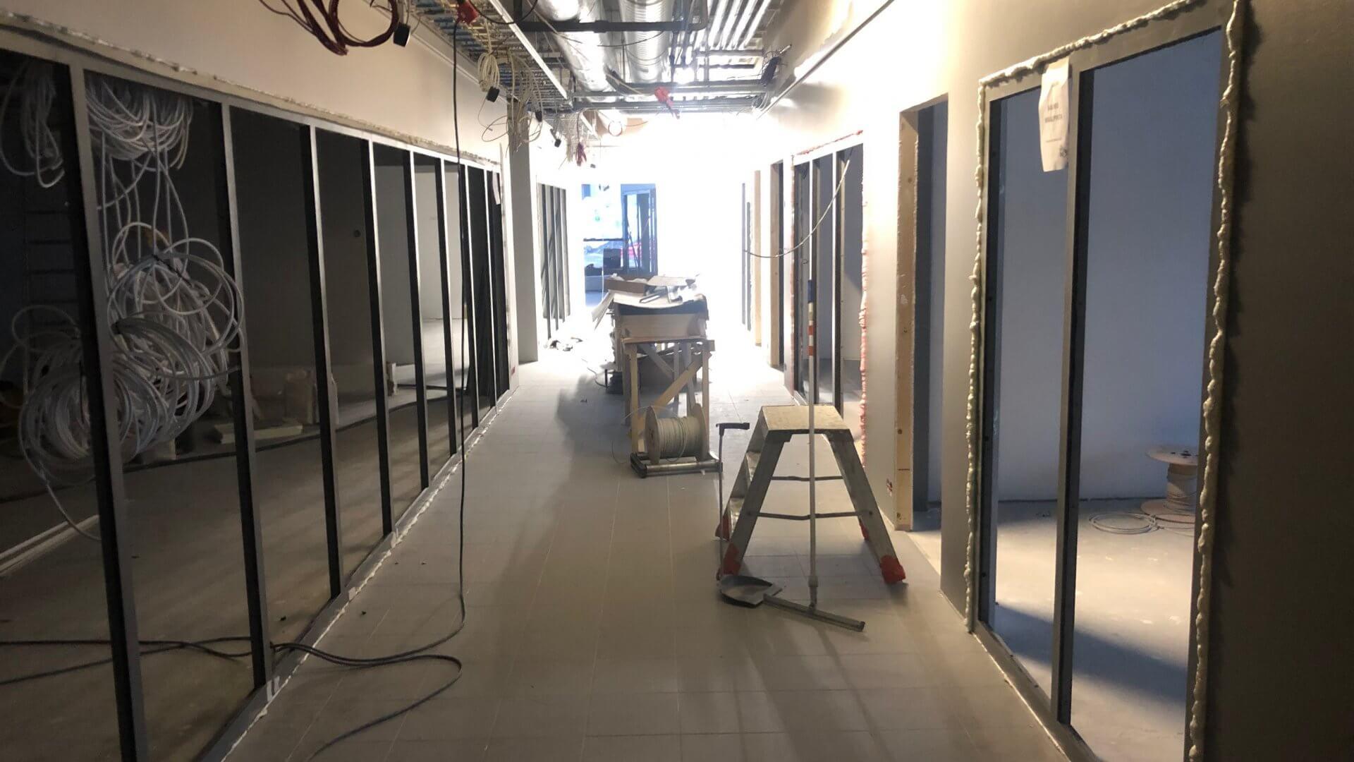 DHL:n jakelu- sekä logistiikkakeskus sekä toimistotilat Pirkkalaan 2