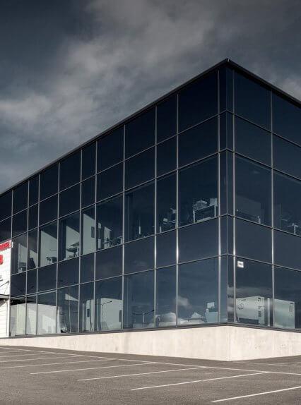 DMG-MORI uudet toimitilat
