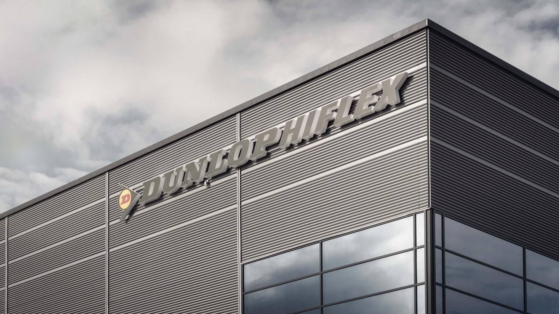 Dunlop Hiflex Suomen pääkonttori