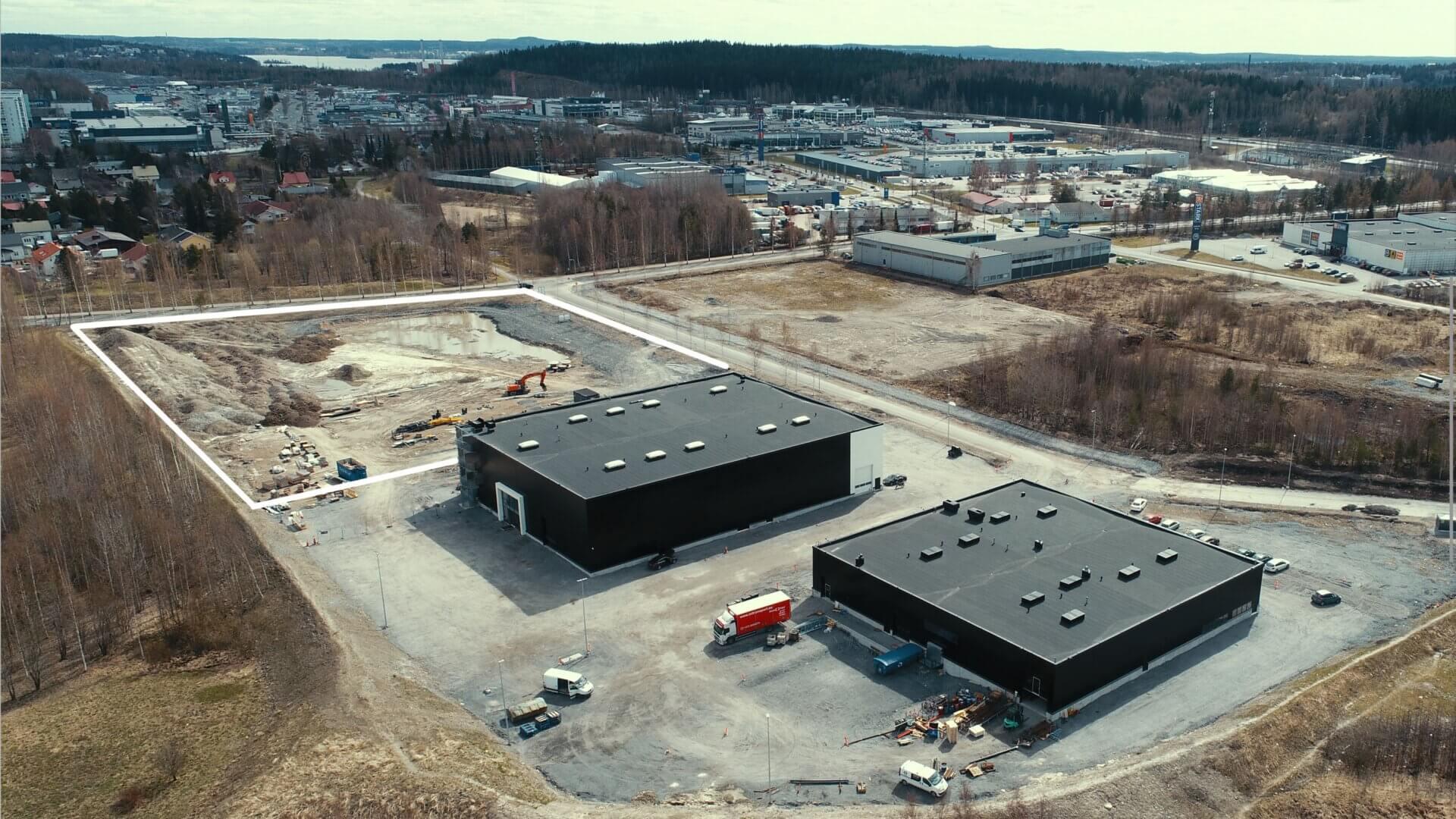Lielahti Magnet | Suokorvenkatu 2 | Tampere