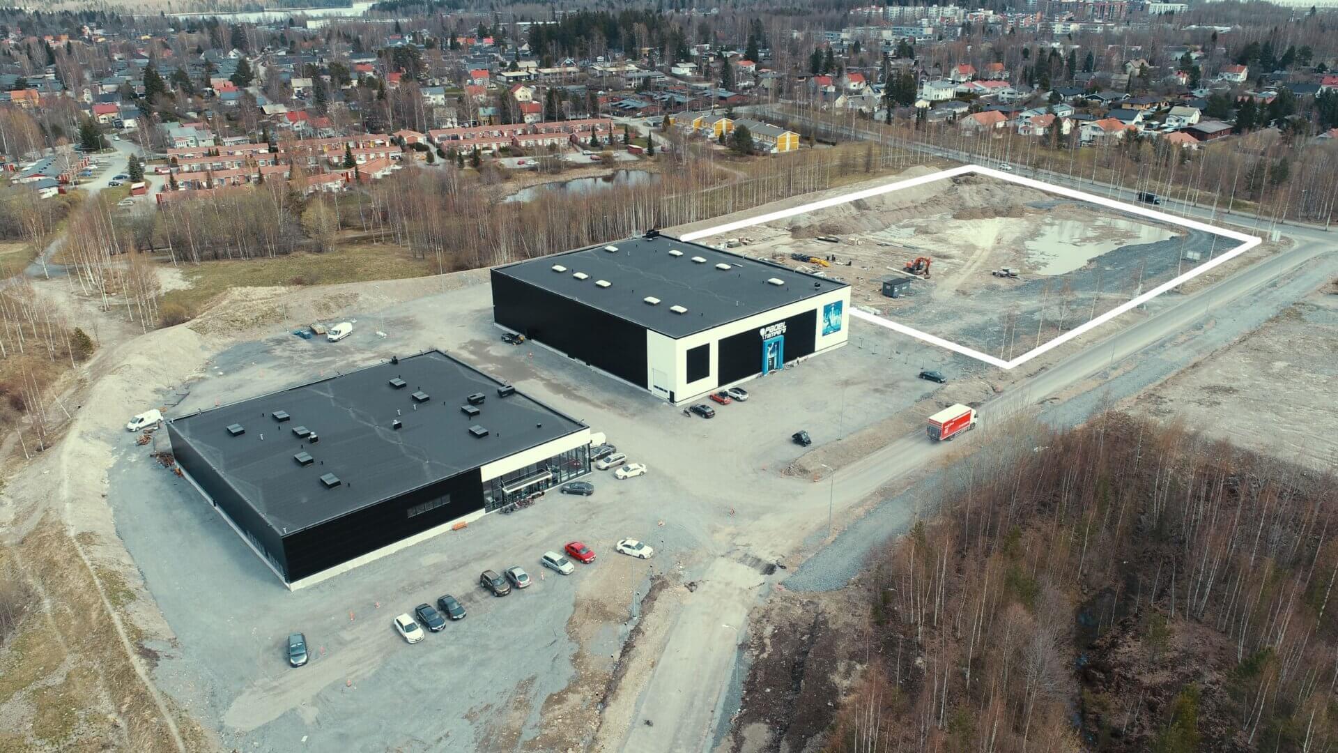 Lielahti Magnet | Suokorvenkatu 2 | Tampere 1