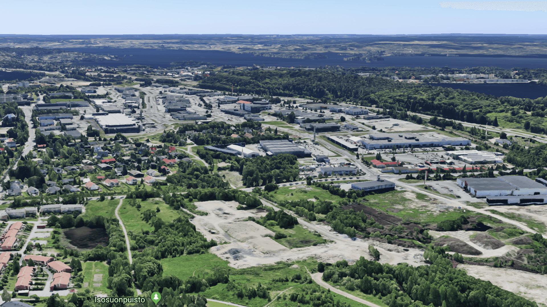 Lielahti Magnet, Tampere