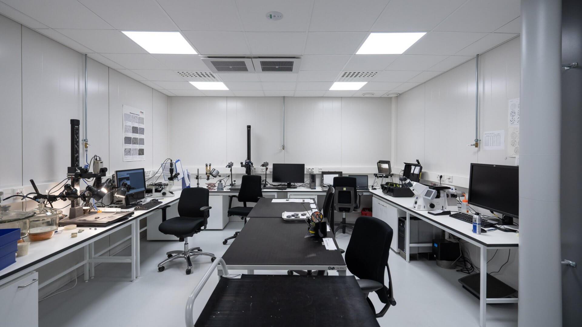 Metlabin uudet tuotanto- ja toimitilat Nuutisarankadulle Sarankulmaan 12