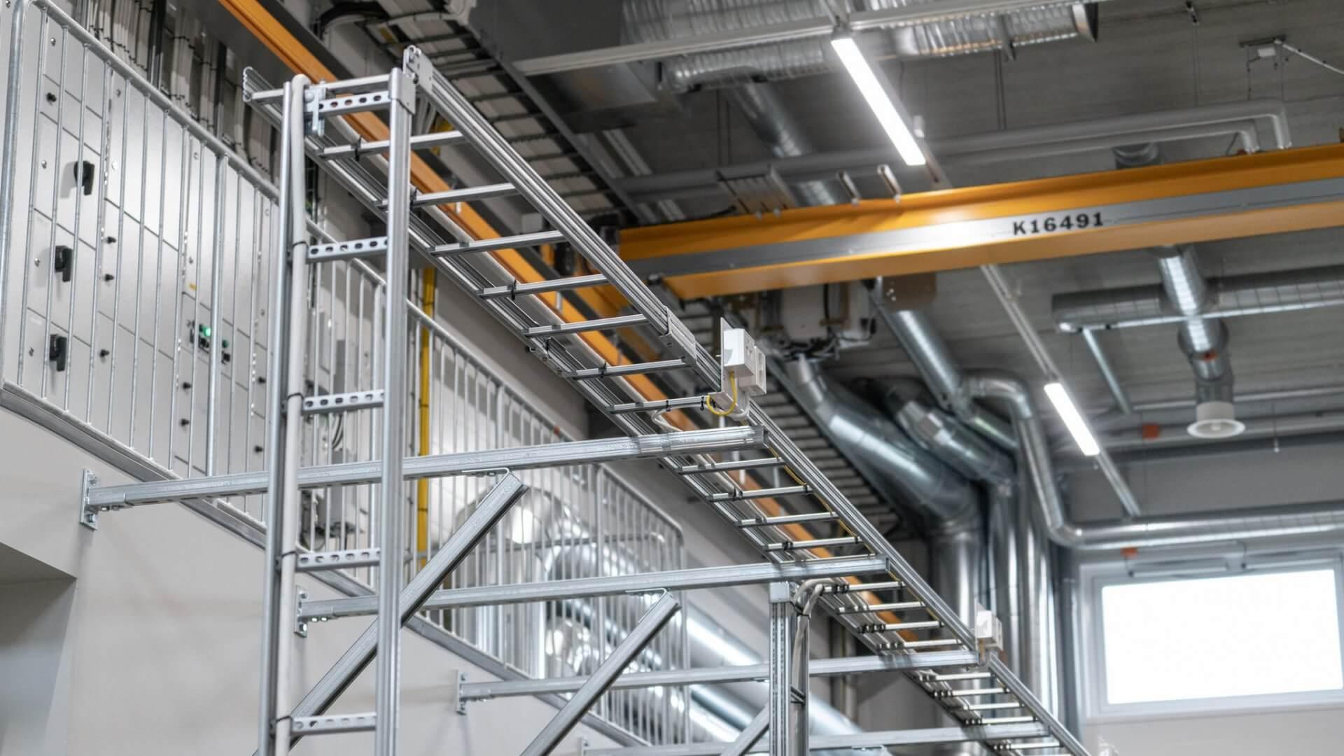 Metlabin uudet tuotanto- ja toimitilat Nuutisarankadulle Sarankulmaan 2