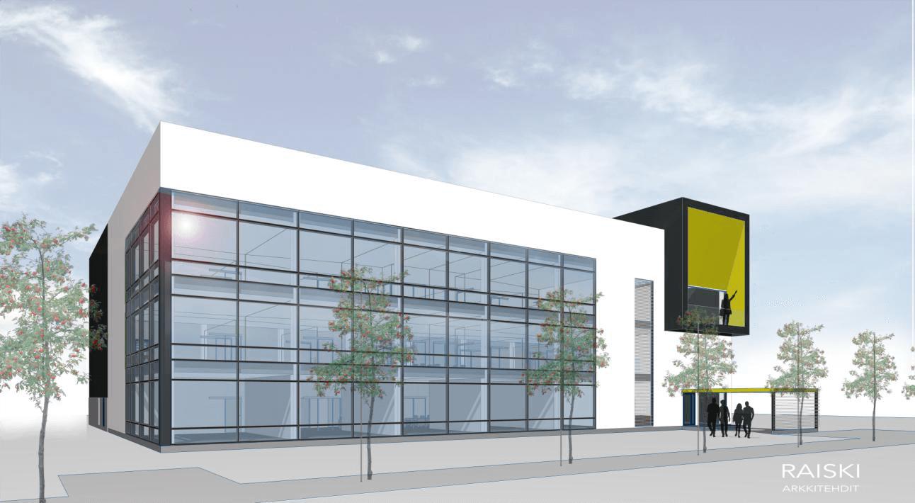 Novatron Oy rakennuttaa jo toiset toimitilat Pirkkalaan - Yli 100 uutta työpaikkaa