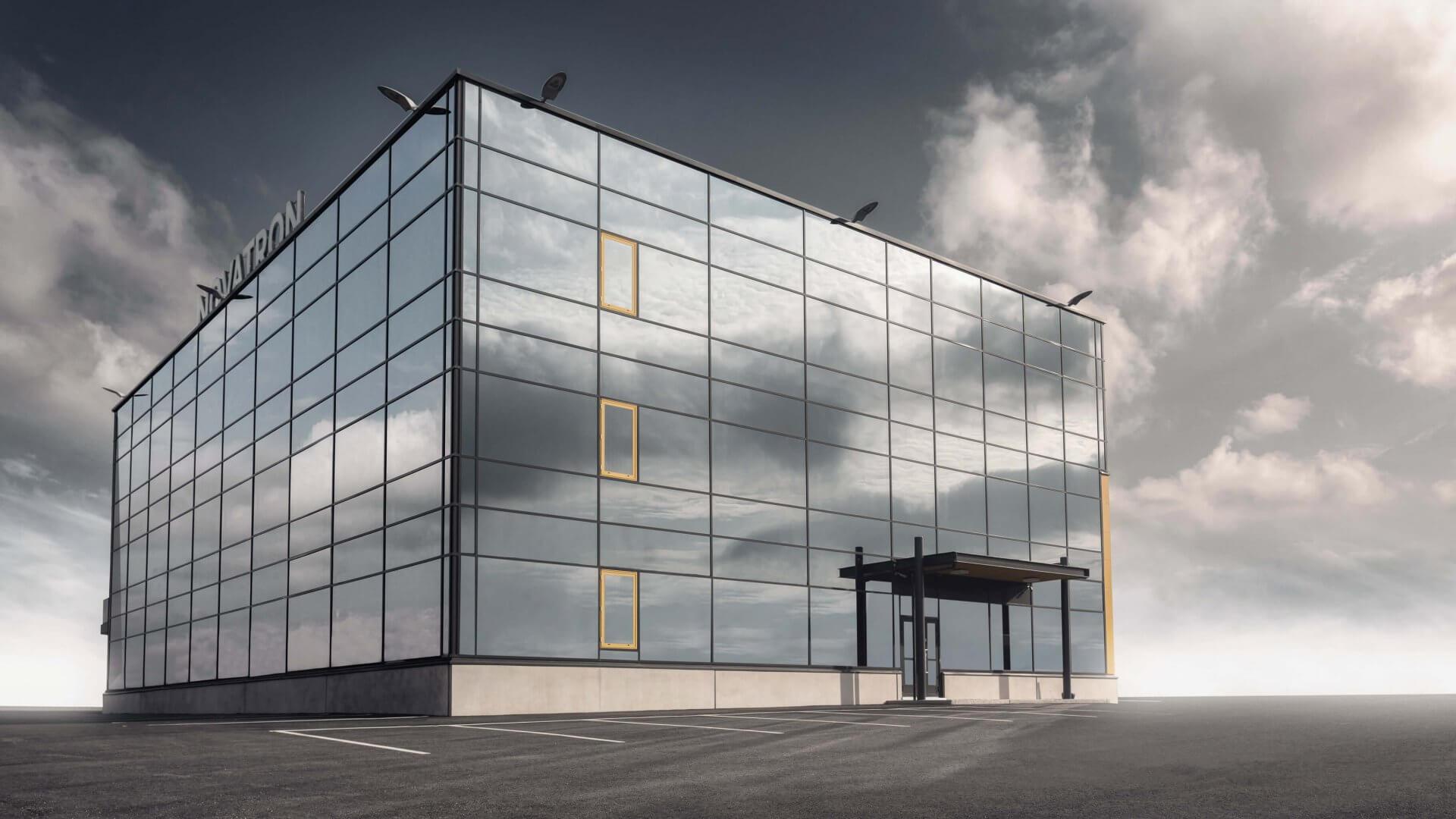 Novatron toimisto- ja tuotantotilat 3