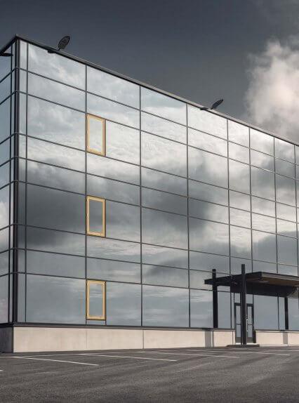 Novatron toimisto- ja tuotantotilat