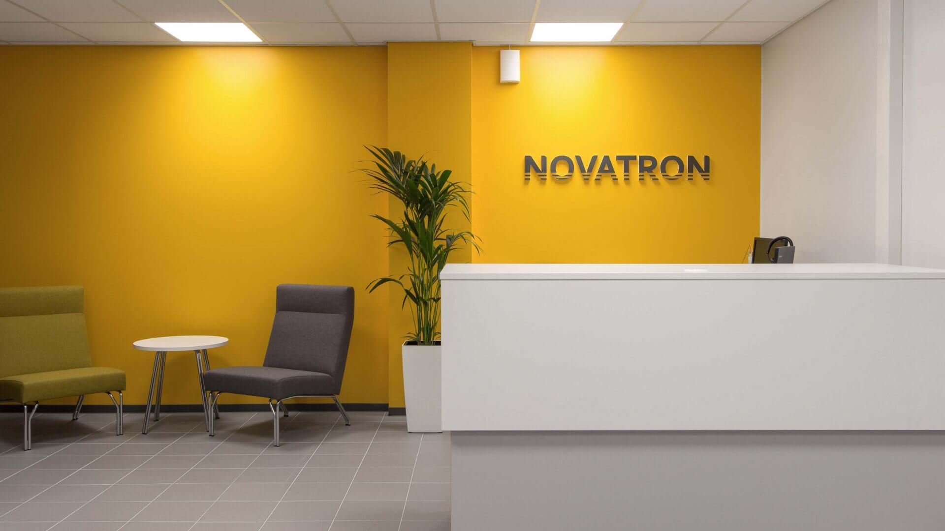 Novatron toimisto- ja tuotantotilat 5