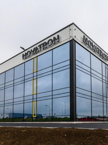 Novatronin uudet toimisto- ja tuotantotilat