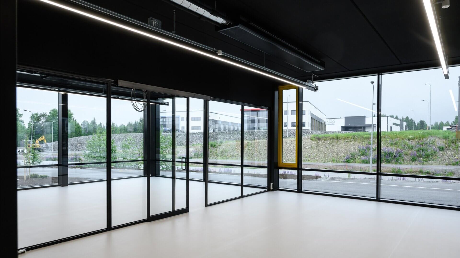 Novatronin uudet toimisto- ja tuotantotilat 13