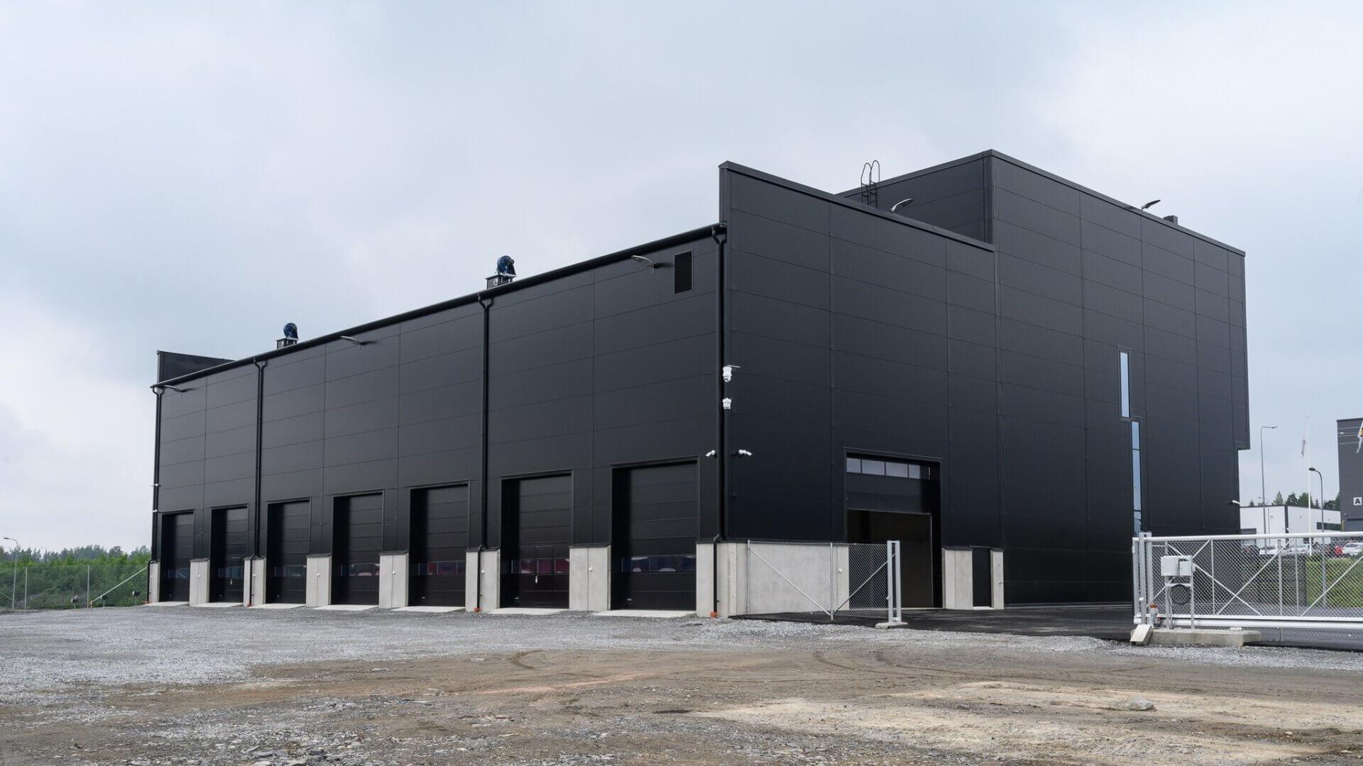 Novatronin uudet toimisto- ja tuotantotilat 2