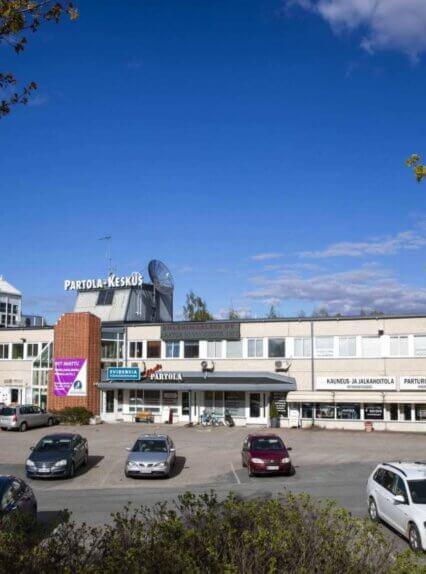 Partolakeskus I Pirkkala