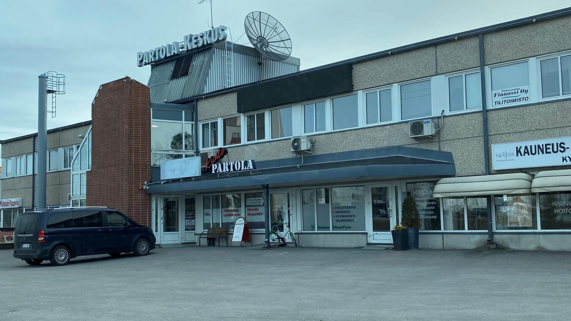 Partolakeskus I Pirkkala 5