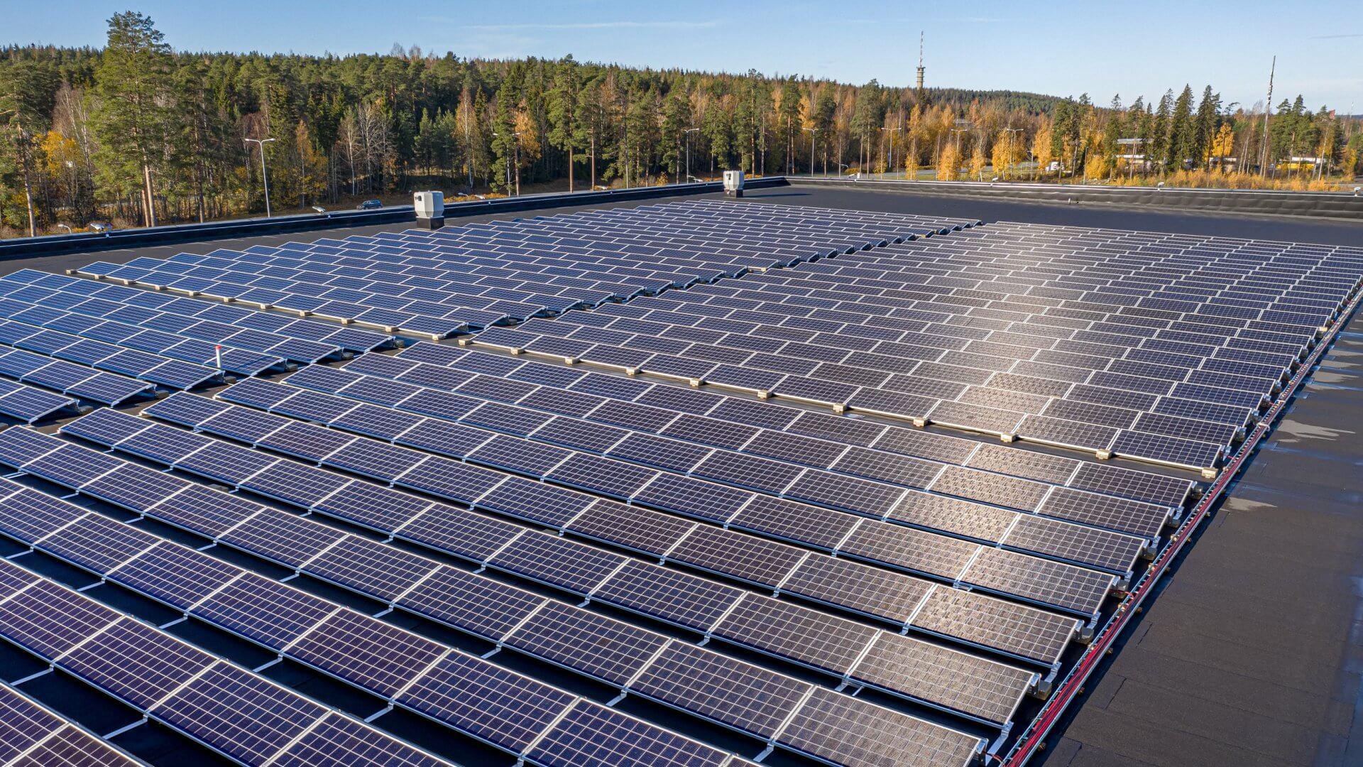 SIM Finland Oy:n uudet tuotanto-, varasto- ja toimistotilat 5