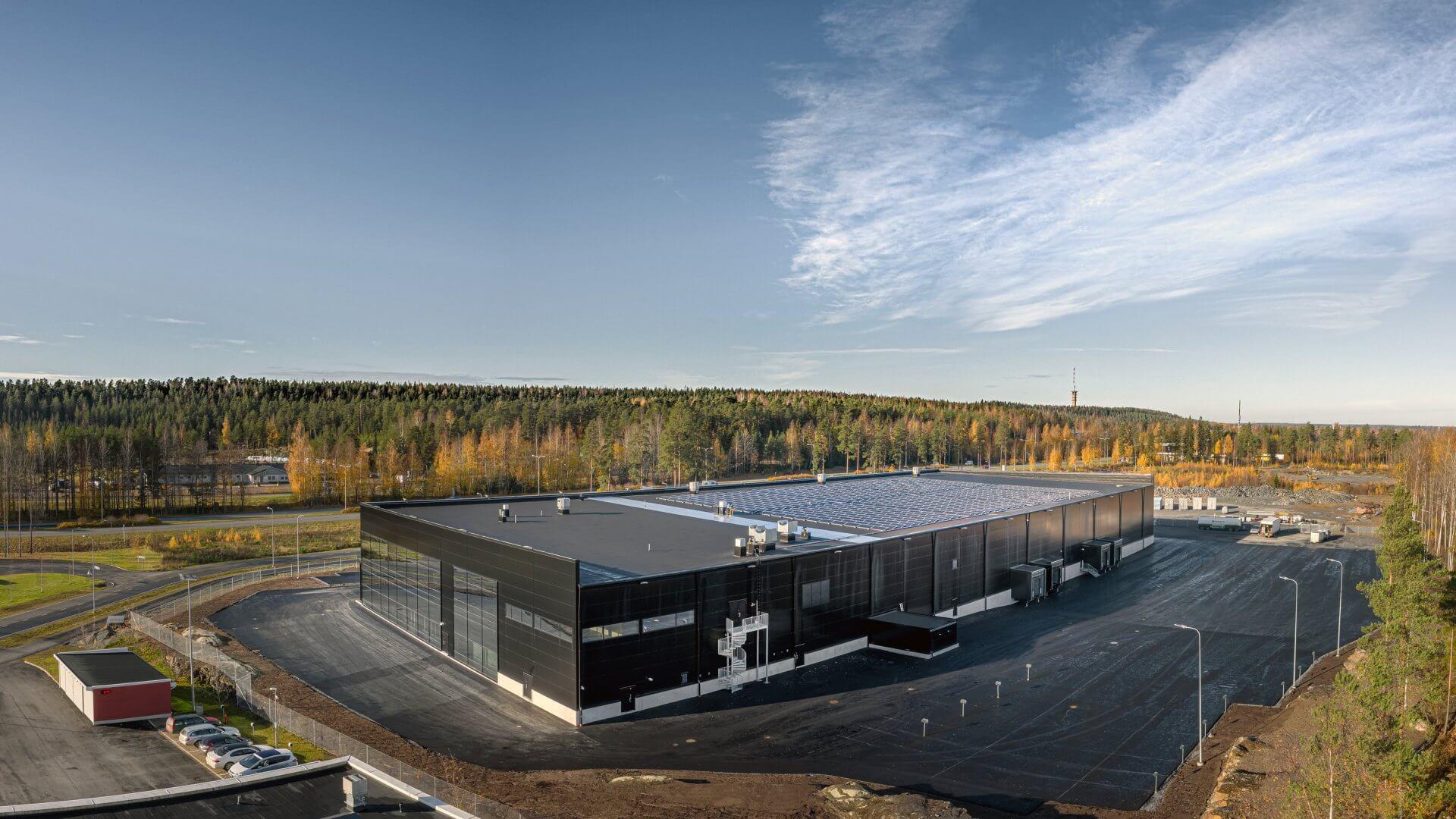 SIM Finland Oy:n uudet tuotanto-, varasto- ja toimistotilat 6