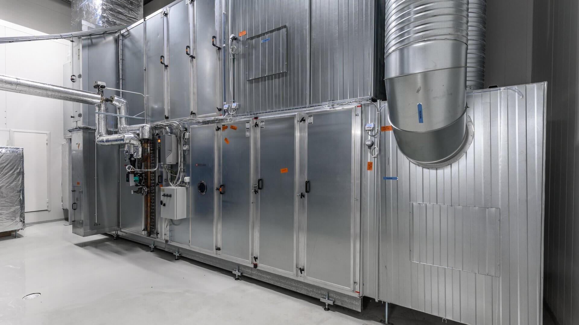 Tammer Brands valitsi Meijoun toteuttamaan logistiikkakeskuksen laajennuksen 11