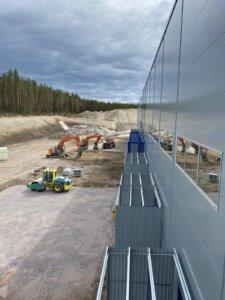 Tammer Brands valitsi Meijoun toteuttamaan logistiikkakeskuksen laajennuksen 2