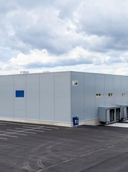 Tammer Brands valitsi Meijoun toteuttamaan logistiikkakeskuksen laajennuksen