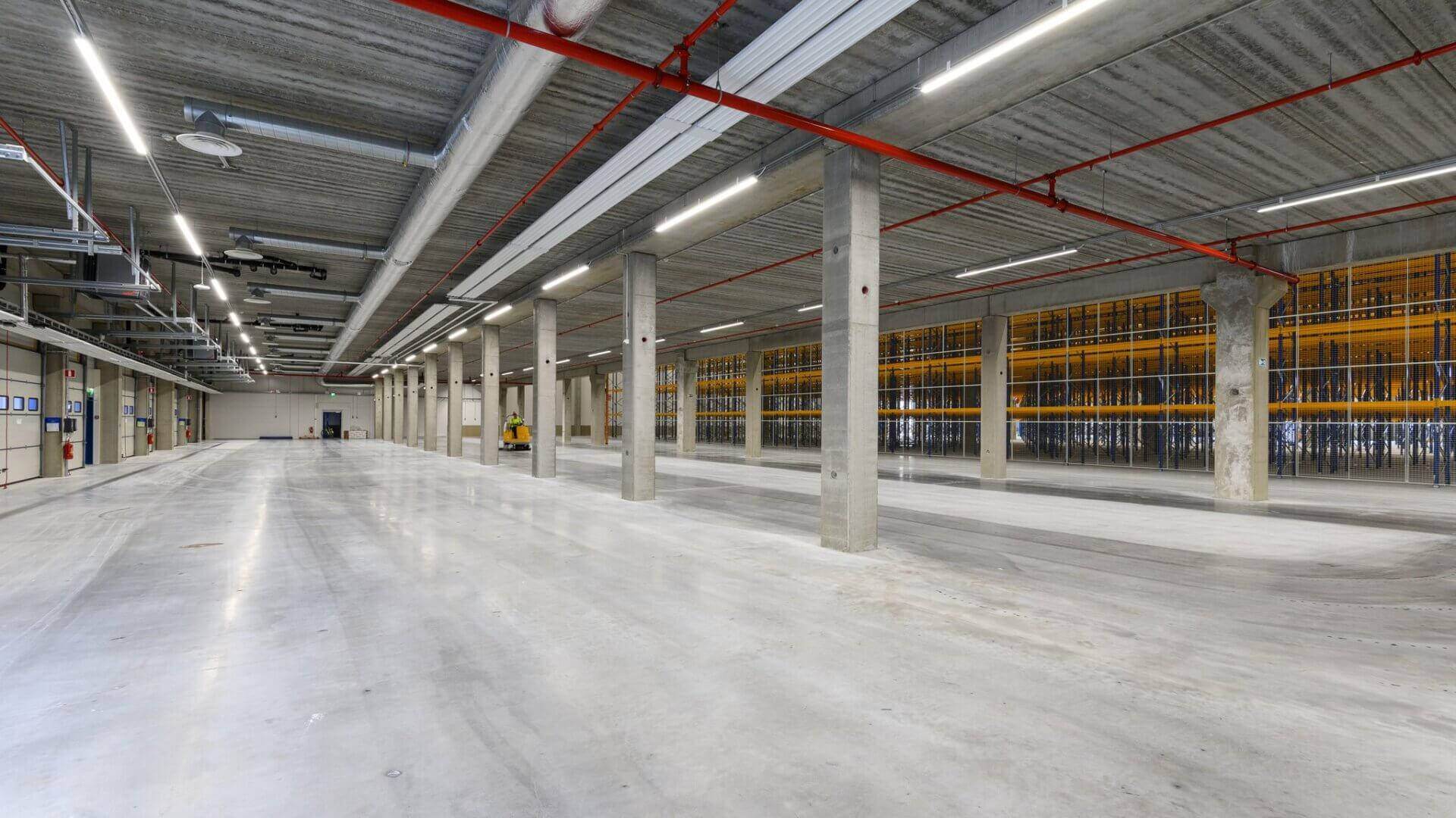 Tammer Brands valitsi Meijoun toteuttamaan logistiikkakeskuksen laajennuksen 5