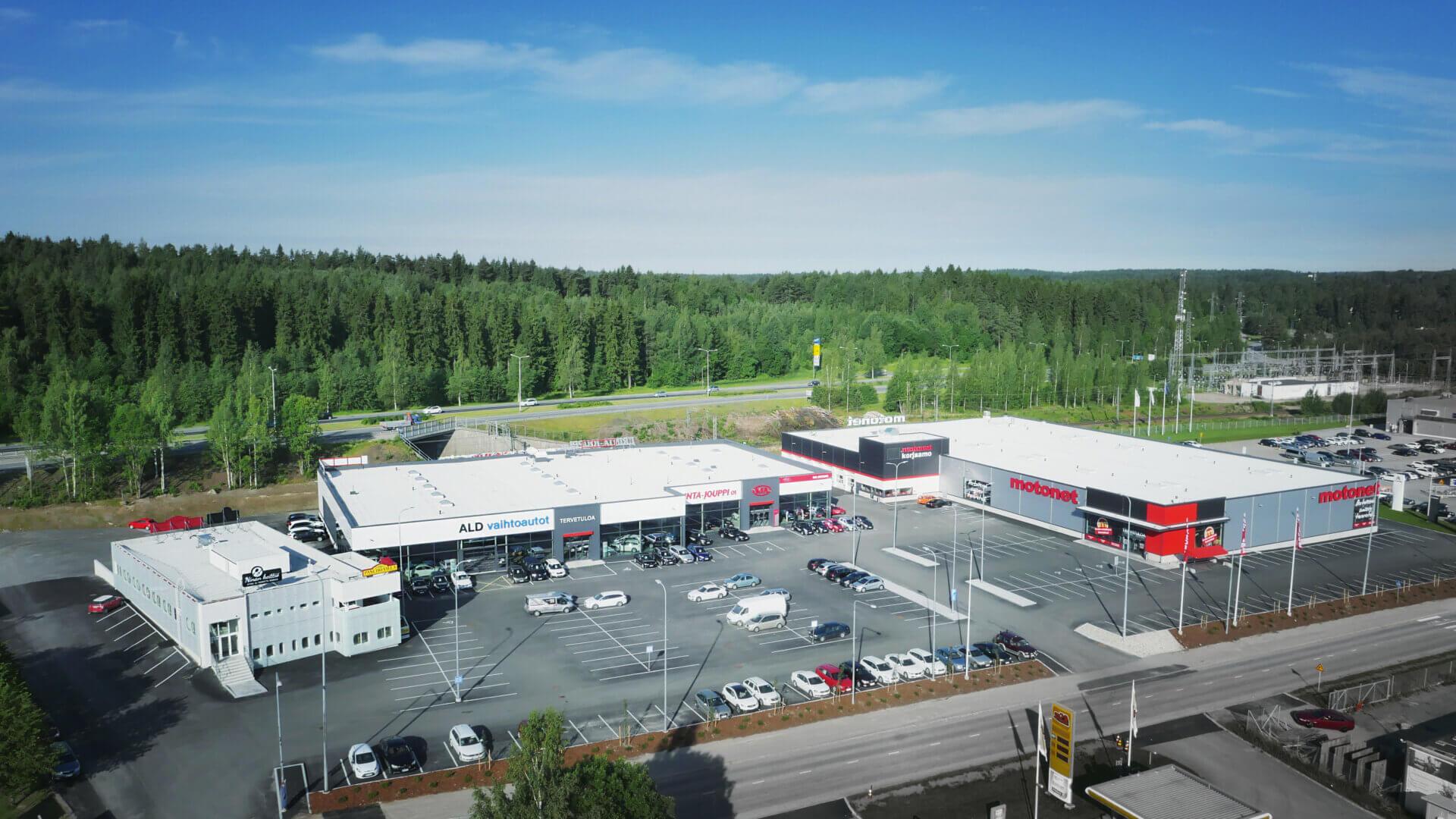 Taninkatu 7 I Tampere (vapautuu syksyllä 2021)