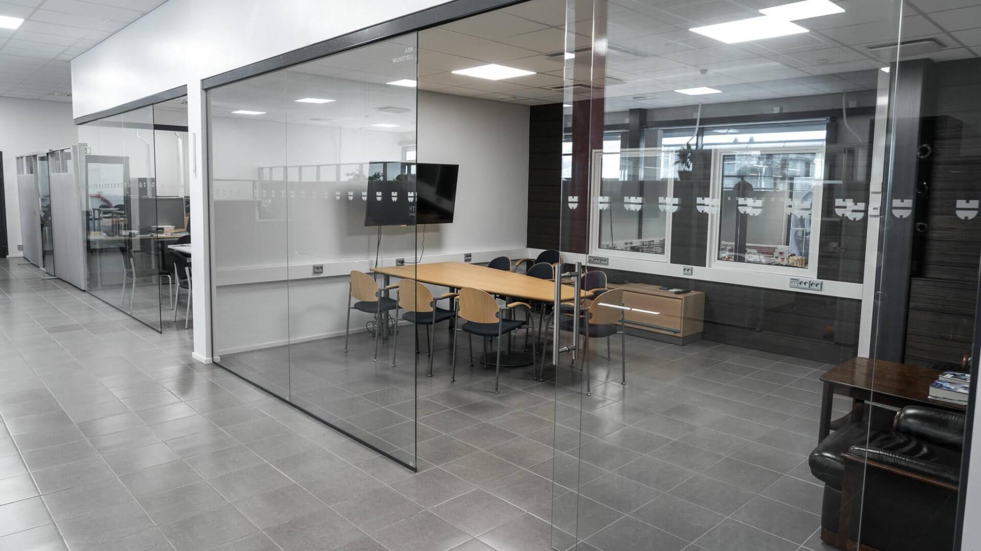 Würth myymälä- ja toimistotilat 1